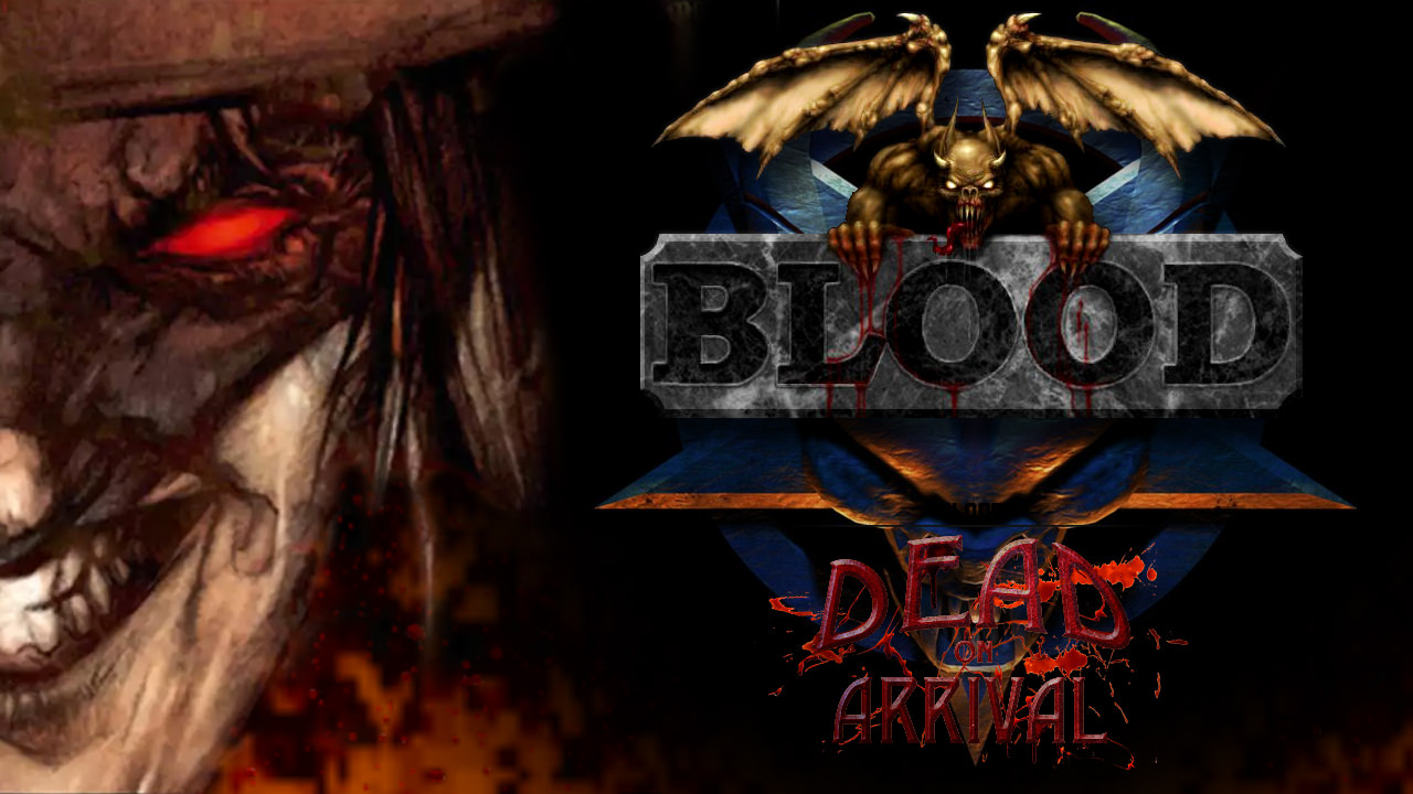 3 000 Downloads News Blood Dead On Arrival Mod For Doom Ii Mod Db