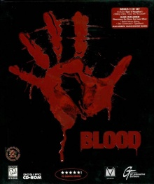 Blood box art
